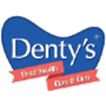 Denty's logo