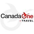 Canada One Travel logo
