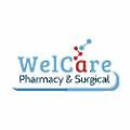 Welcare Pharmacy & Surgical logo