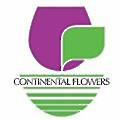 Continental Flowers logo