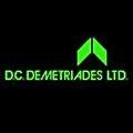 D.C. Demetriades logo