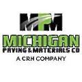 Michigan Paving logo