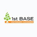 1st BASE logo