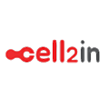 Cell2in logo