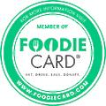 Foodie Card logo