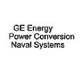 GE Energy Power Conversion Naval Systems logo