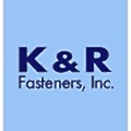 K & R Fasteners logo