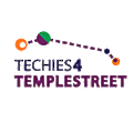 Techies4TempleStreet logo