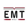 EMT Metals logo