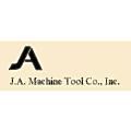 J.A. Machine Tool logo