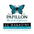 Fromageries Papillon logo