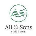 Ali & Sons logo