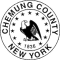County of Chemung logo