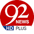 92 News HD logo