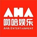 Aha Entertainment logo
