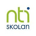 NTI-skolan logo