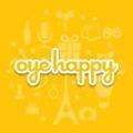 Oye Happy logo
