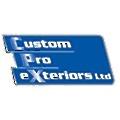 Custom Pro Exteriors logo
