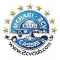 2cv Mehari Club Cassis