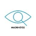 Macro-Eyes logo