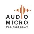 AudioMicro logo