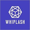 Whiplash Merchandising logo