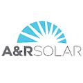 A&R Solar logo