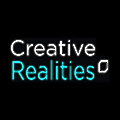 Creative Realities logo