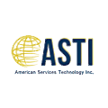 American Services Technology logo