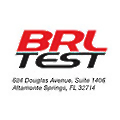BRL Test logo