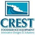 Crest Foodservice Equipment logo