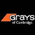 Grays of Cambridge logo