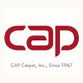 CAP Carpet logo