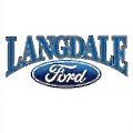 Langdale Ford logo