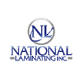 National Laminating logo