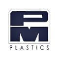 PM Plastics logo