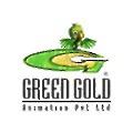 Green Gold Animation logo
