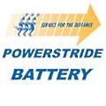 Powerstride Battery logo