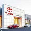 Ralph Hayes Toyota logo
