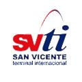San Vicente International Terminal logo