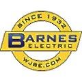 Walter J. Barnes Electric logo