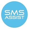 SMS Assist logo