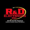 R&D Electronics logo