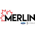 Merlin Ford Lincoln logo