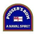 Pussers Rum logo