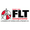 Florida Level and Transit (FLT Geosystems) logo