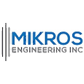 Mikros Engineering logo