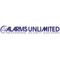 Alarms Unlimited logo