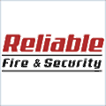 Reliable Fire & Security logo
