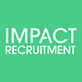 Impact Recruitment logo